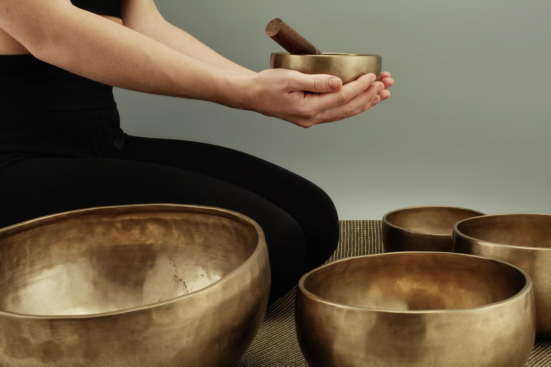 Klangreisen - Klangmeditation